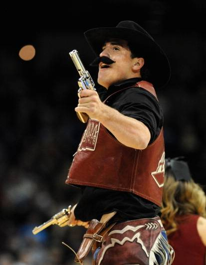 Oklahoma State Sues New Mexico State Over School S Mascot
