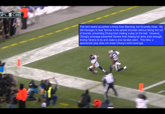 974feb144b0 How New England Patriots Safety Patrick Chung Jumps Out on Game Film ...