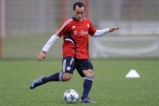 official photos b7dd4 a79ee Landon Donovan: Revisiting MLS Legend's Bundesliga Failure ...