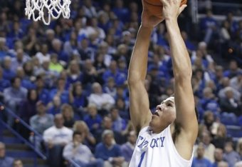 3766811c29bb Kentucky Basketball  Overshadowed Devin Booker Brings Needed Balance to  Wildcats