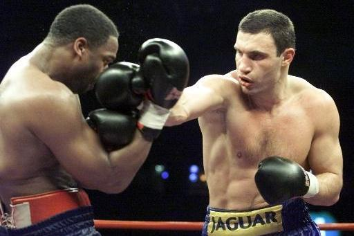 How Vitali Klitschko Became a Great Boxing Heavyweight