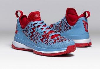 best cheap dc9fa bd816 Damian Lillard s 1st Signature Shoe, the D Lillard 1 by Adidas, Is Unveiled    Bleacher Report   Latest News, Videos and Highlights