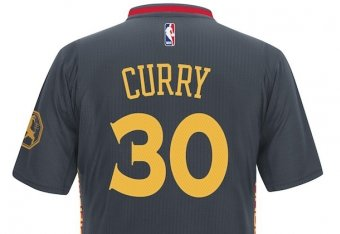 finest selection 90b4c ee225 Golden State Warriors and Houston Rockets Unveil Chinese New ...