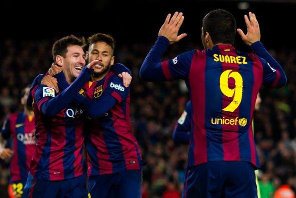 Neymar Says Relationship With Lionel Messi Luis Suarez Tops