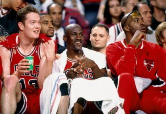 dd2383688cab I m Back!   Untold Tales of Michael Jordan s 1st Return to the NBA ...