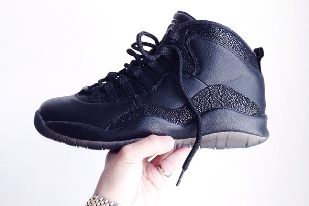 d577928ba83b OVO Brand Releases Air Jordan 10s at L.A. Pop-Up Shop in 2 Colorways ...
