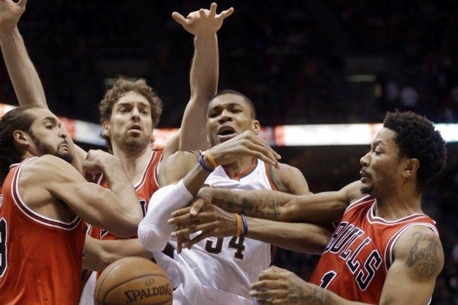 Chicago Bulls vs. Milwaukee Bucks: Postgame Grades and Analysis | Bleacher Report