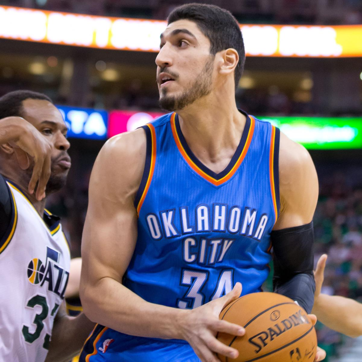Blazers Kanter Contract: Enes Kanter Signs Trail Blazers Offer Sheet: Latest