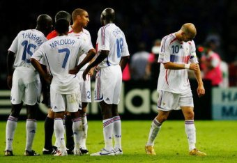 ec496dedb Remembering Zinedine Zidane s Headbutt and the 2006 World Cup Final ...