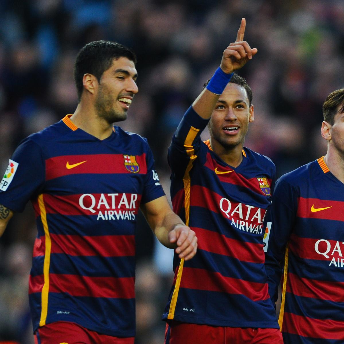 06d4db7ed Barcelona s 2016 17 Home Kit Will Return to Vertical Stripes ...