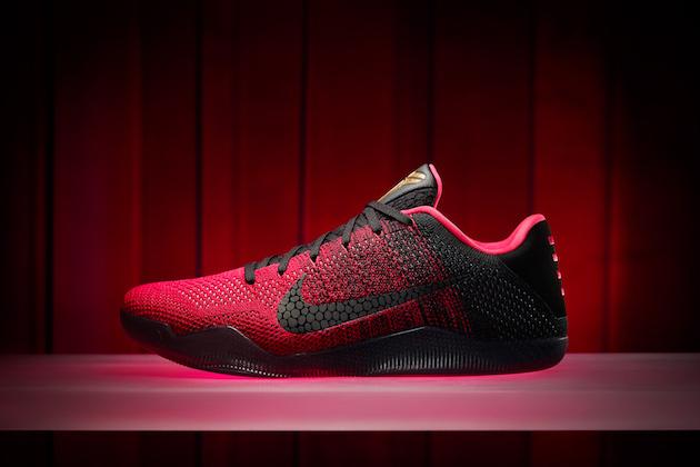 sale retailer d9254 b240a Nike Unveils Kobe Bryant s Latest Signature Shoe, the Kobe 11 ...