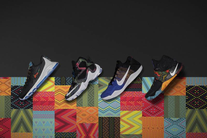 A Closer Look at Nike s New  Black History Month  Collection ... 8b05eeb6a