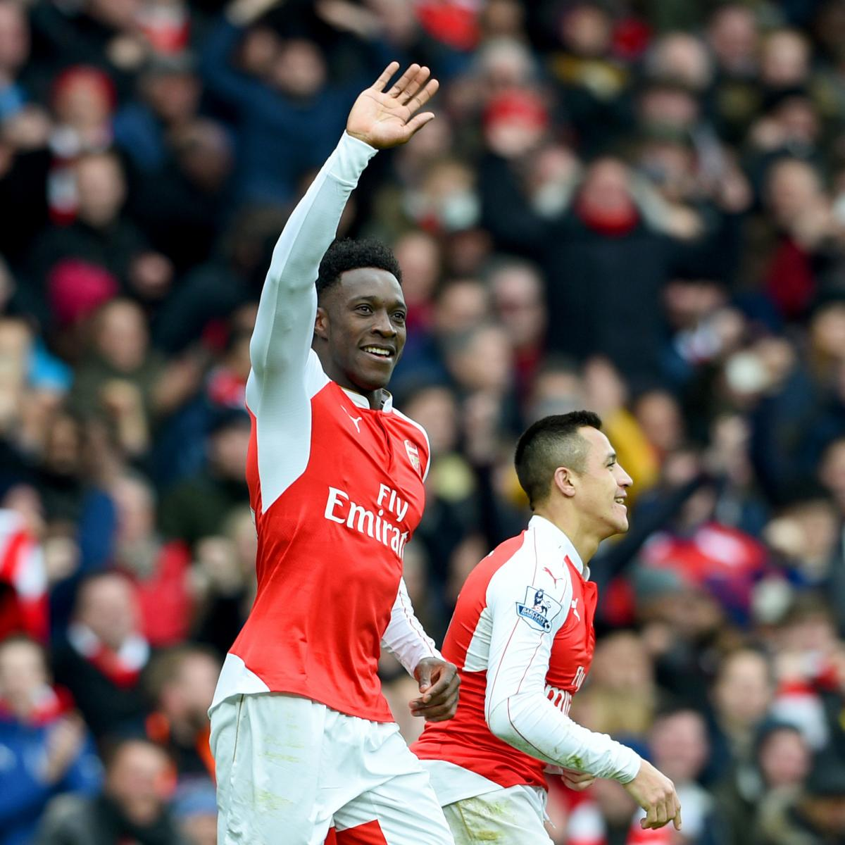Viral News Danny: Arsenal Fan Celebrates Danny Welbeck Winner Vs Leicester