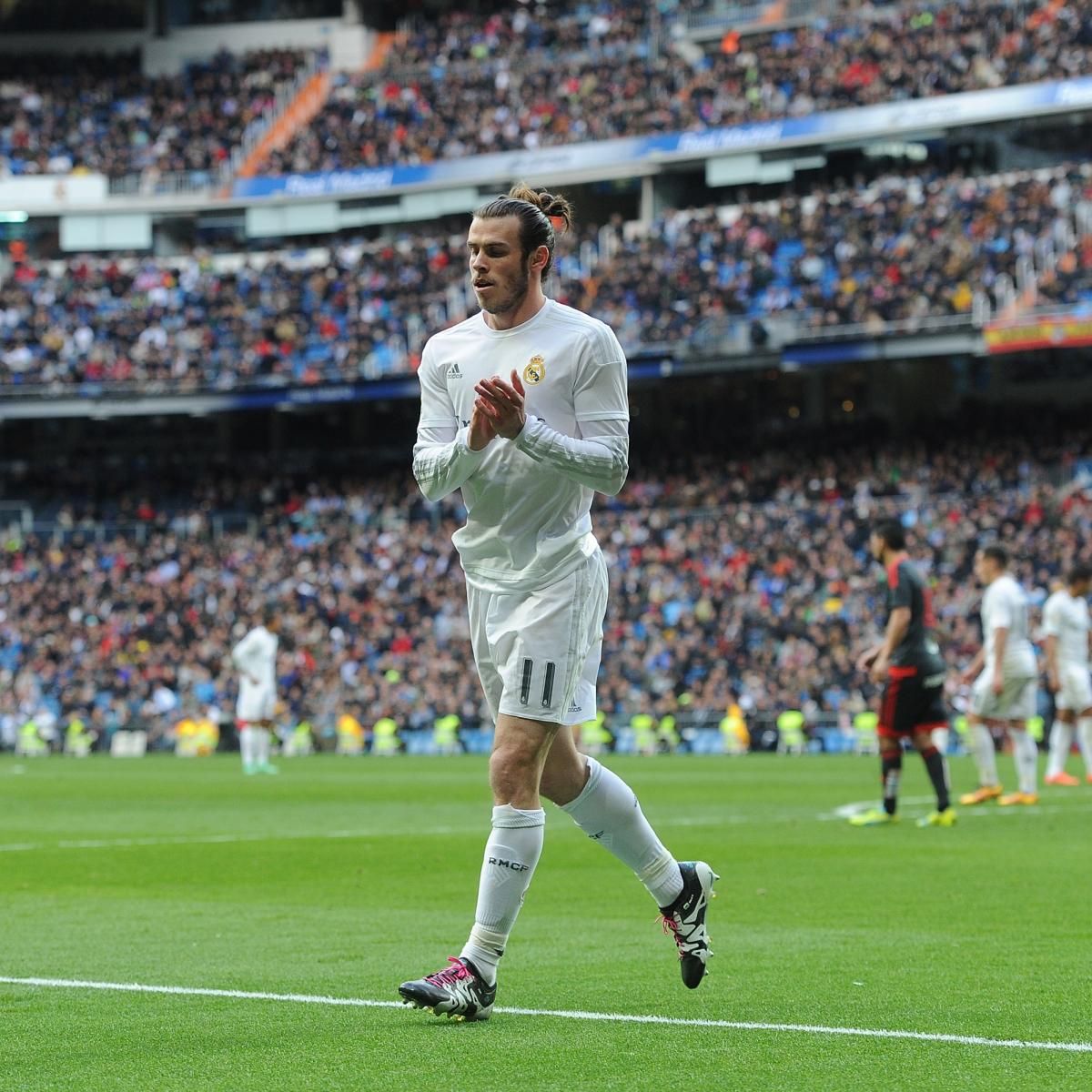 a8ee8675e Gareth Bale Hopes Cutting Holes in Real Madrid Socks Will Prevent Future  Injury