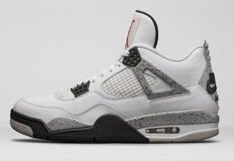 07cef7039955 Nike Air Jordan 4  Cement   Comparing the OG vs. the Latest Retro ...