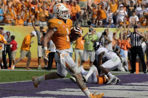 96a18a5f4d5 Tennessee Football: Projecting Vols' Post-Spring, 2-Deep Depth Chart ...