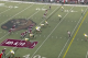 Montana's pre-snap look on fourth down