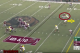 Gustafson's post-snap read on fourth down