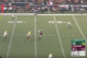 Gustafson's ball placement over linebacker and underneath safety