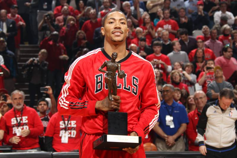 26065b0b1f0 Derrick Rose Trade Marks the End of an Era for Chicago Bulls ...
