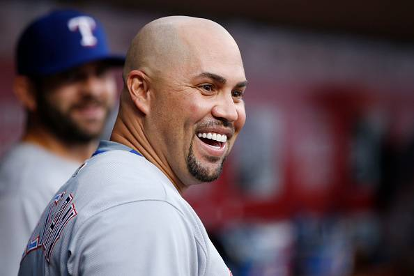 Carlos Beltran Channels Carlos Boozer With Blatantly Painted