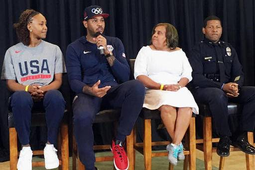 WNBA Players Hope Olympic Gold Offers Larger Platform to Expand ...