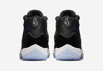 buy online 8d3c2 f27e3 Exploring the 2016 Air Jordan 11  Space Jam    Bleacher Report   Latest  News, Videos and Highlights