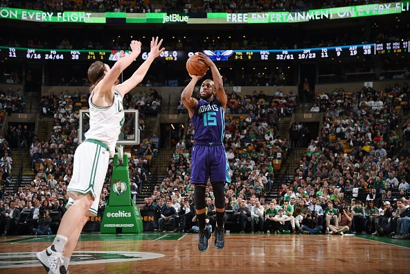 How Kemba Walker Fixed His Shot and Became an Elite NBA ...