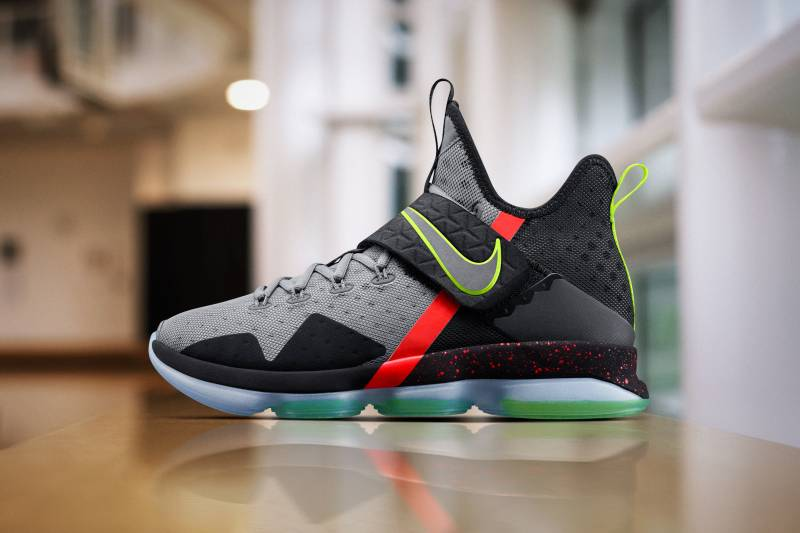 9efbe76a8d5 LeBron James, Kyrie Irving, Carmelo Anthony Debut Signature Shoes on  Christmas