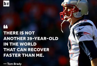In Better Shape Than Ever at Age 39: Here's How Tom Brady Does It