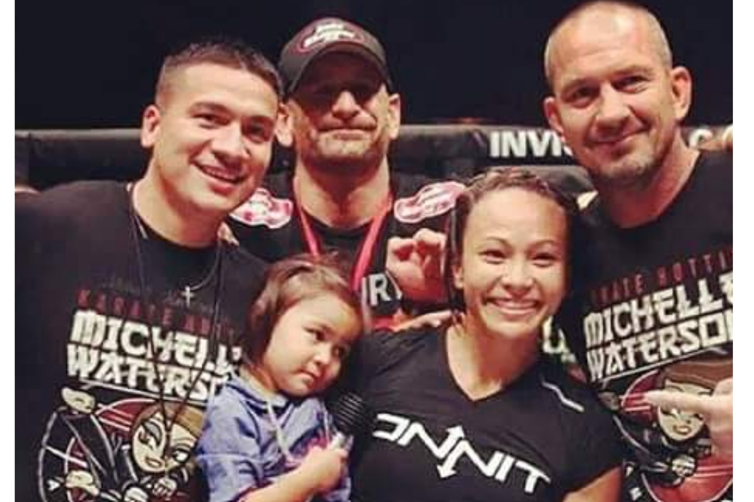 Fight Mom Michelle Waterson Fought For 10 Years To Be An Overnight Success Bleacher Report Latest News Videos And Highlights Singapore mixed martial arts mma strawweight michelle waterson has her sixyearold daughter watch her fights. fight mom michelle waterson fought for