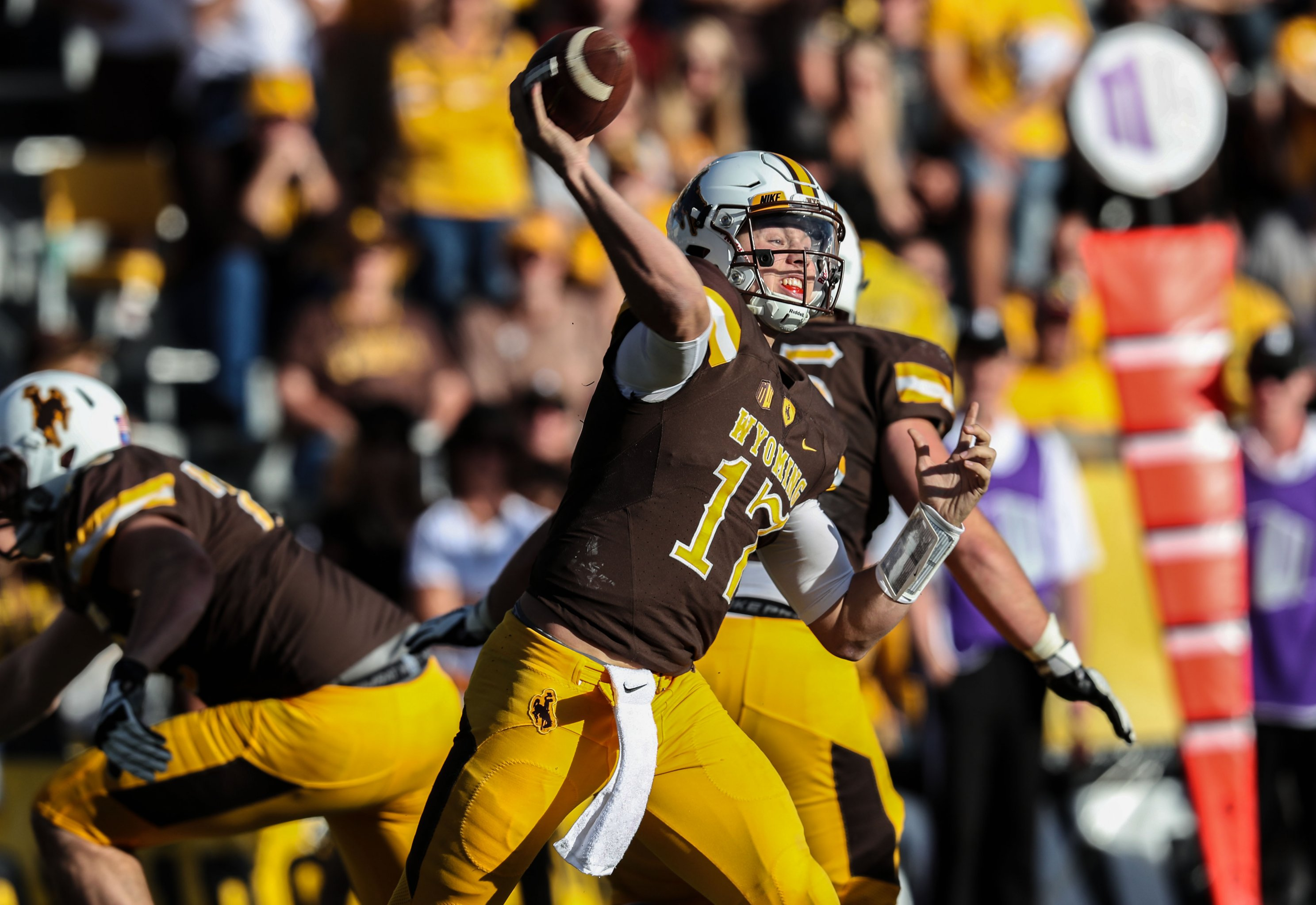 promo code 57830 12370 Josh Allen May Be a No. 1 NFL Draft Pick—and the Franchise ...