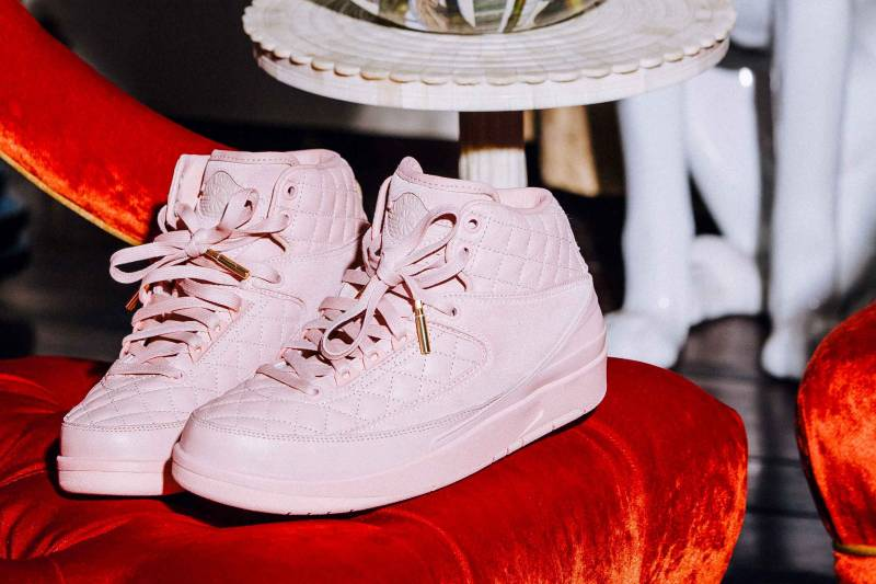 ba0cc48a2191e4 Don C and Jordan Brand Bring Mother s Day Vibes to the Air Jordan 2 ...