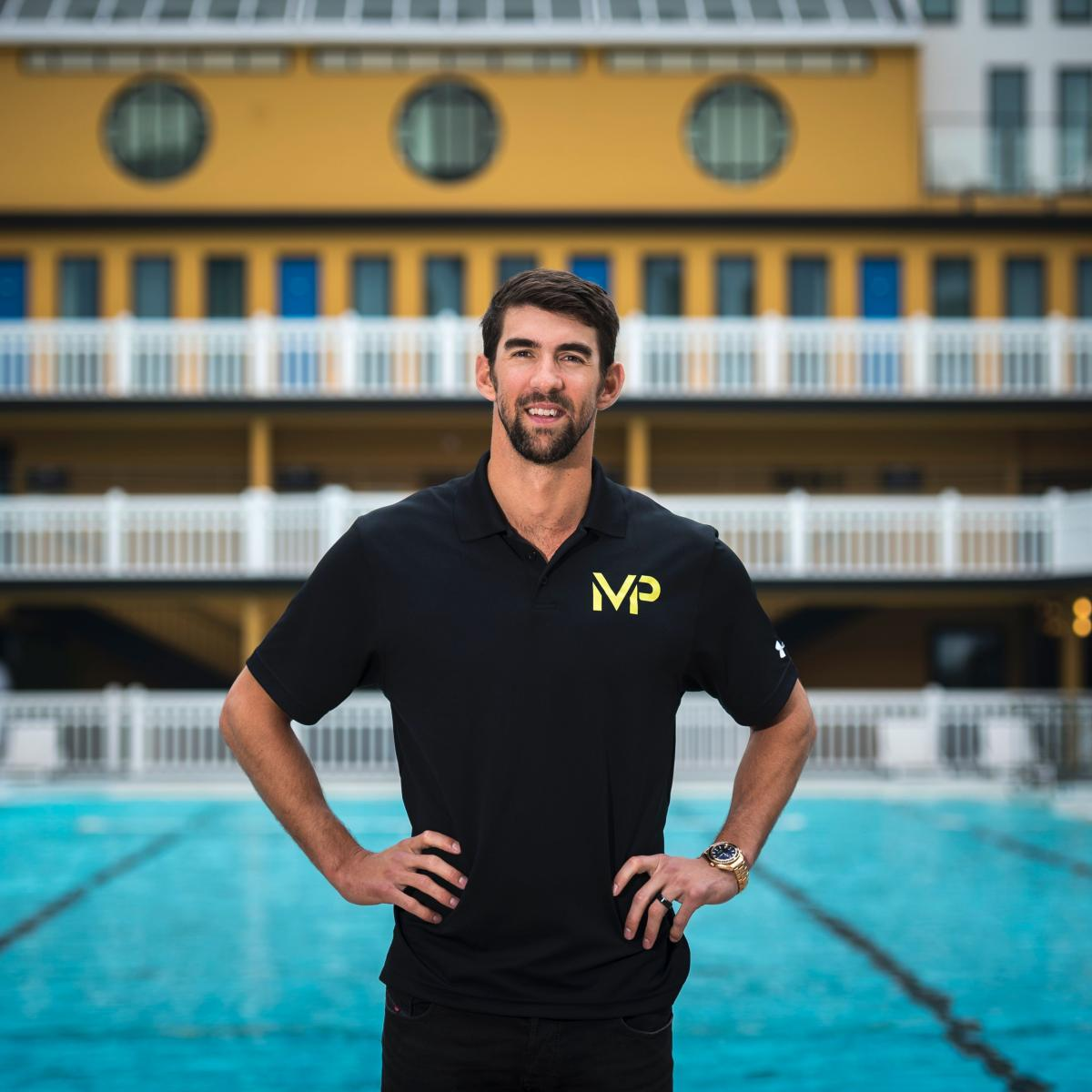 Michael Phelps Latest News | Breaking News on Michael ...