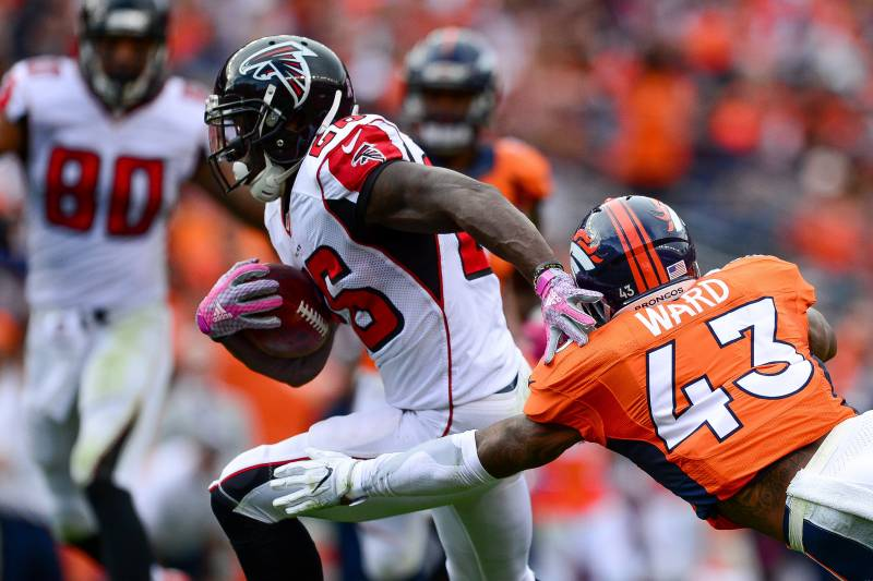 Falcons running back Tevin Coleman and a handful of NFL players with SCT have found playing in Denver can exacerbate the potential effects of physical exertion.