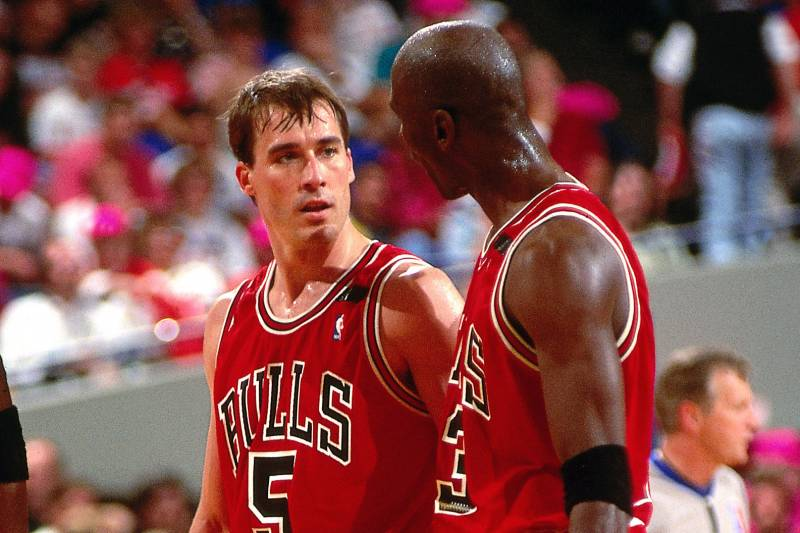Michael Jordan's Former Teammates on How MJ Would've Handled the ...