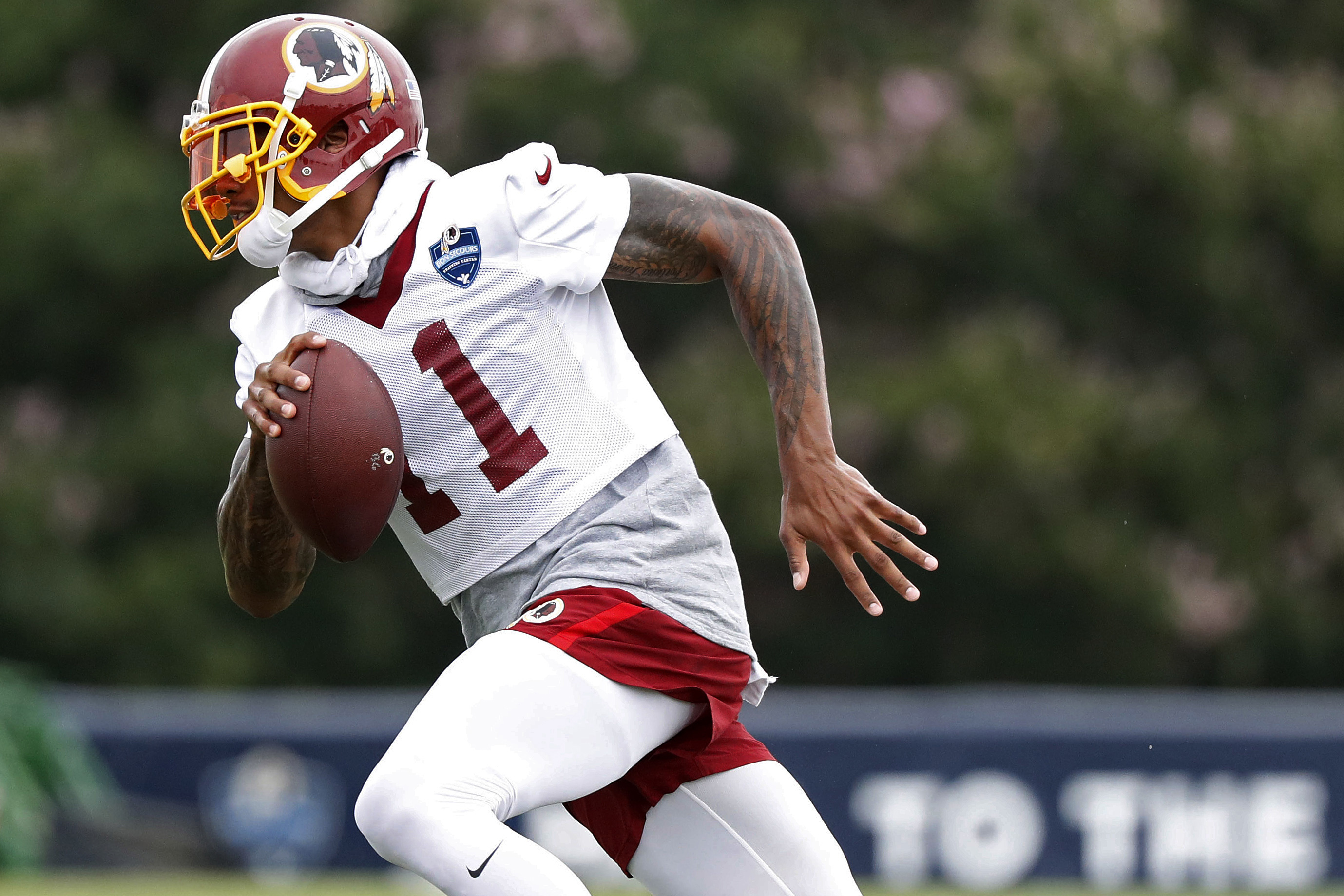 How Terrelle Pryor Went from a Failed QB to a WR with 'Scary