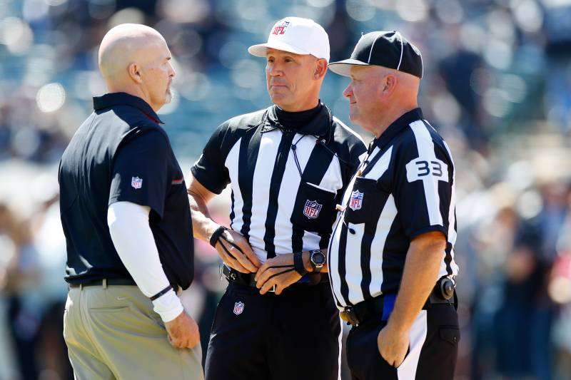 how to become an nfl referee