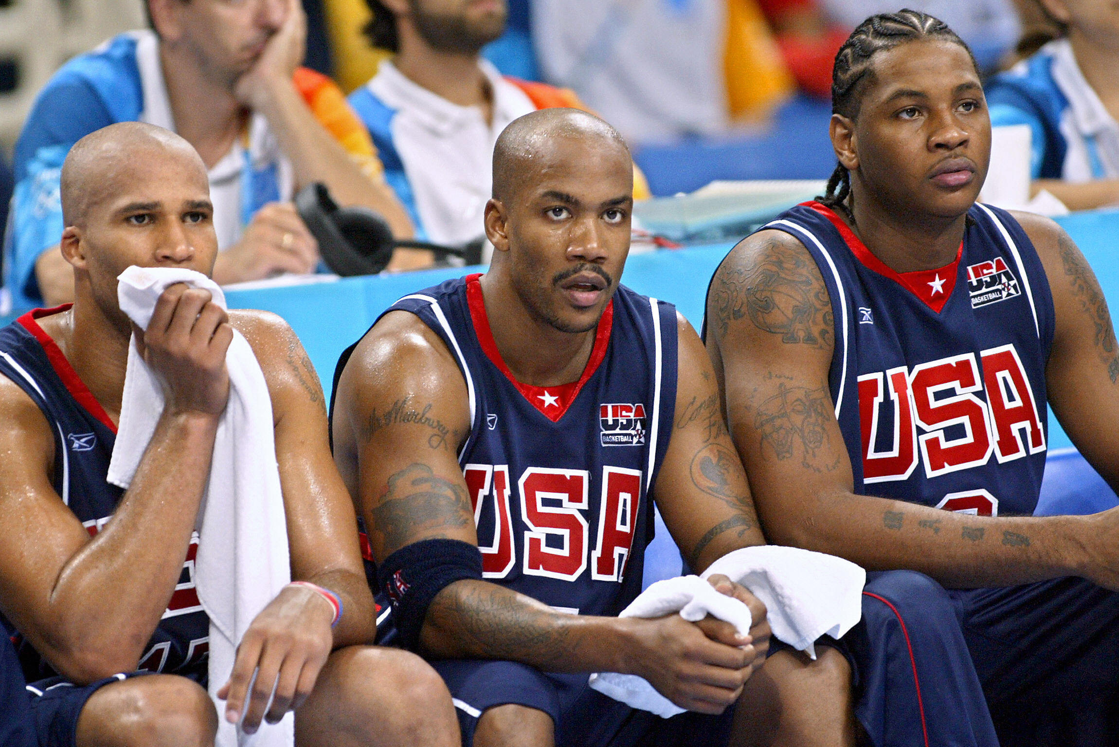 the best attitude e6bfb ef106 The Miseducation of the 2004 U.S. Men's Olympic Basketball ...