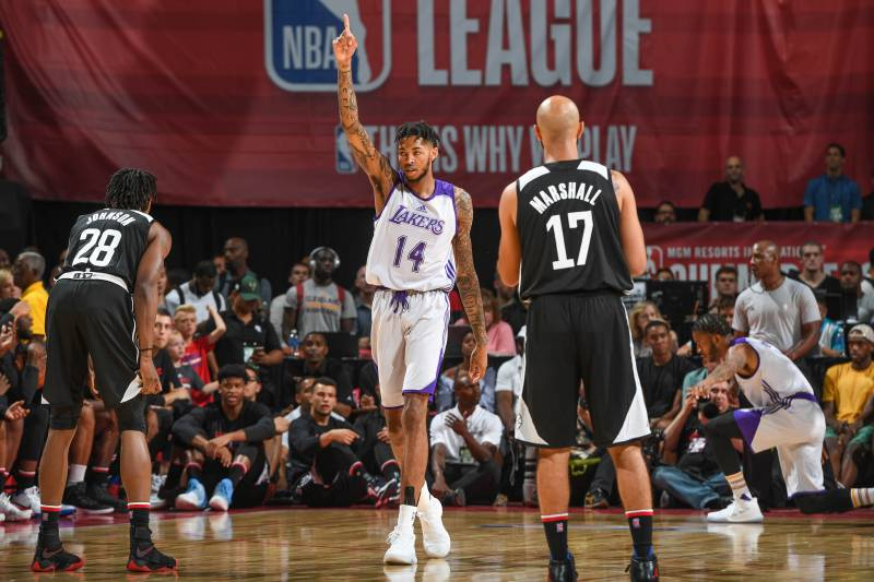 Lakers' Brandon Ingram Has Reportedly Grown to 6'11
