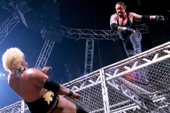 Triple H vs  Undertaker: Who Is the Greatest WWE Hell in a