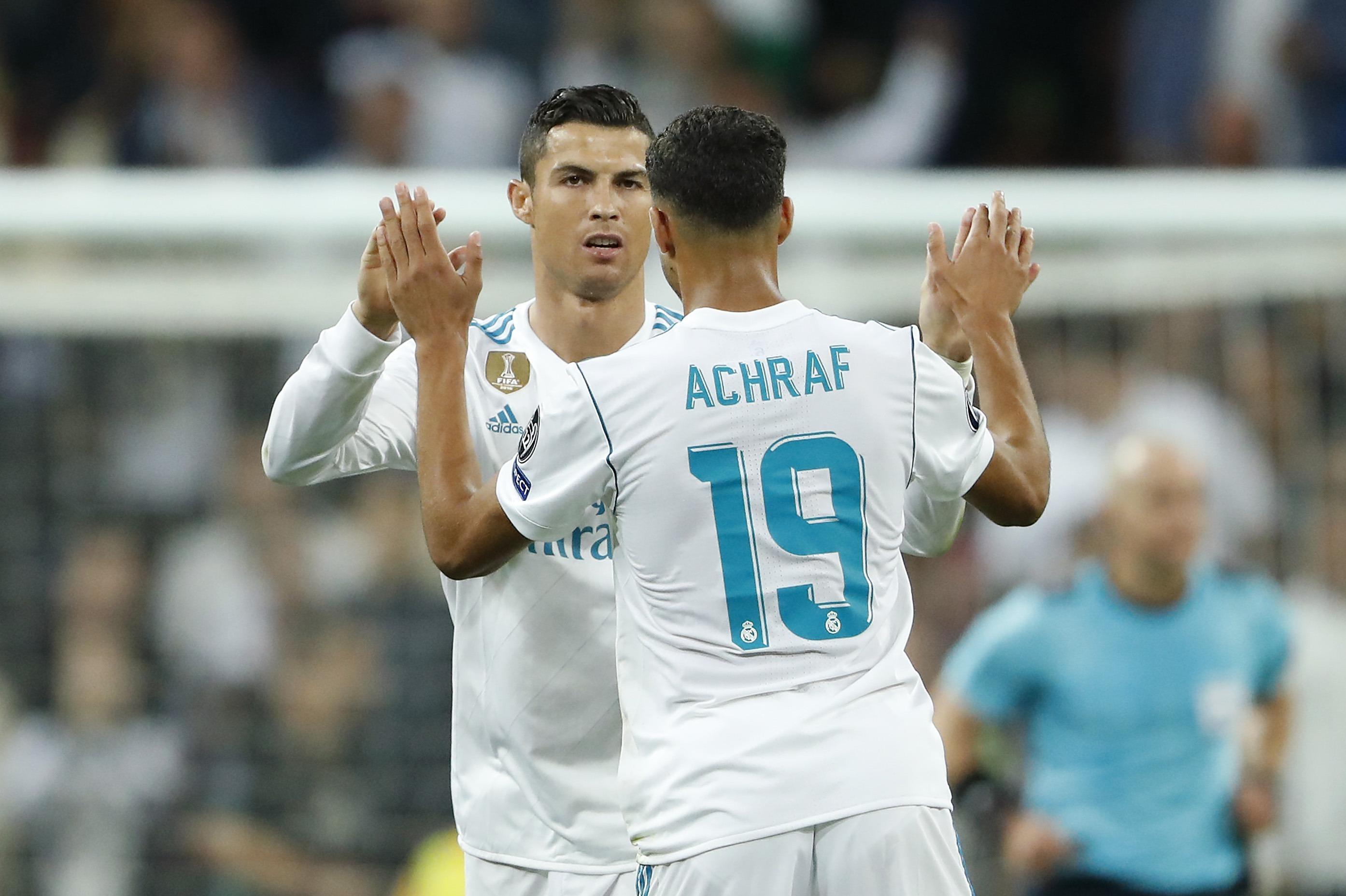 Abracadabra! How Real Madrid Wunderkind Achraf Hakimi Materialised ...