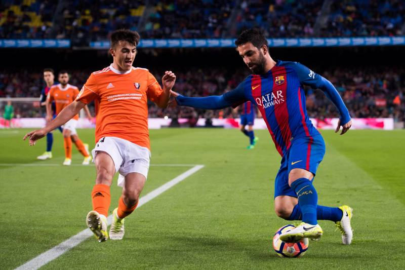 Barca are ready to move on from Turan.