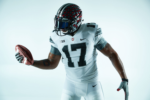 2d29d29a1b79 Ohio State Will Debut All-White Uniforms in Rivalry Game vs ...