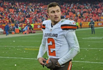 5f244238b 'Last Stop to Nowhere': The Browns' Infamous QB Jersey Has a Tale to Tell |  Bleacher Report | Latest News, Videos and Highlights