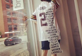 71b1c55e8  Last Stop to Nowhere   The Browns  Infamous QB Jersey Has a Tale to Tell
