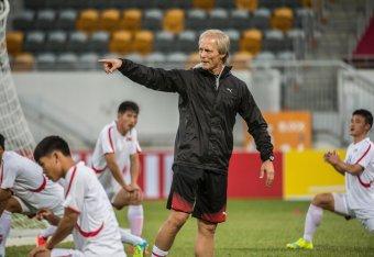 Inside the Secret World of Football in North Korea
