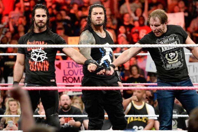 The Shield reunites on Raw