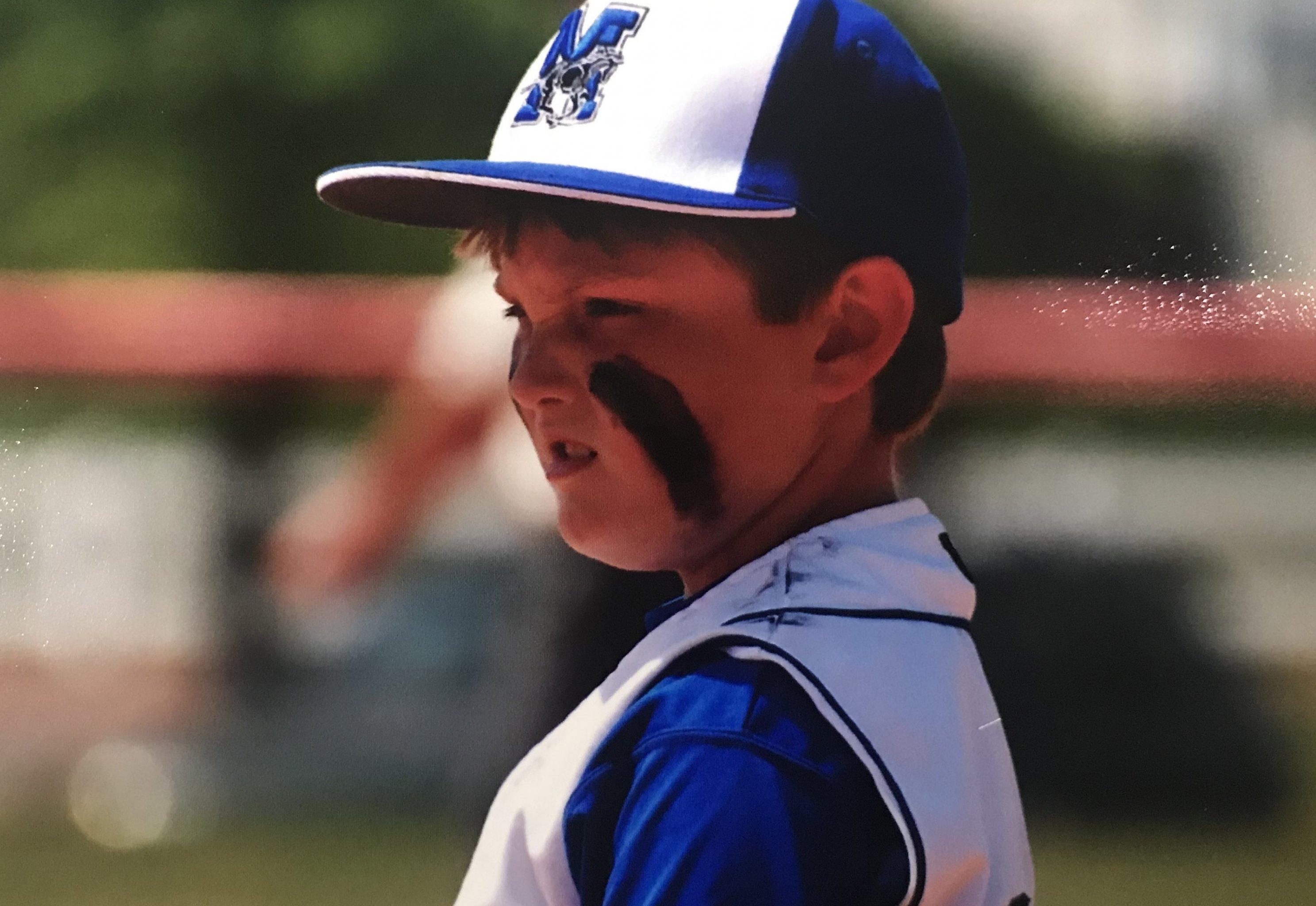 Meet Blaze Jordan: The 15-Year-Old Baseball Phenom with 500