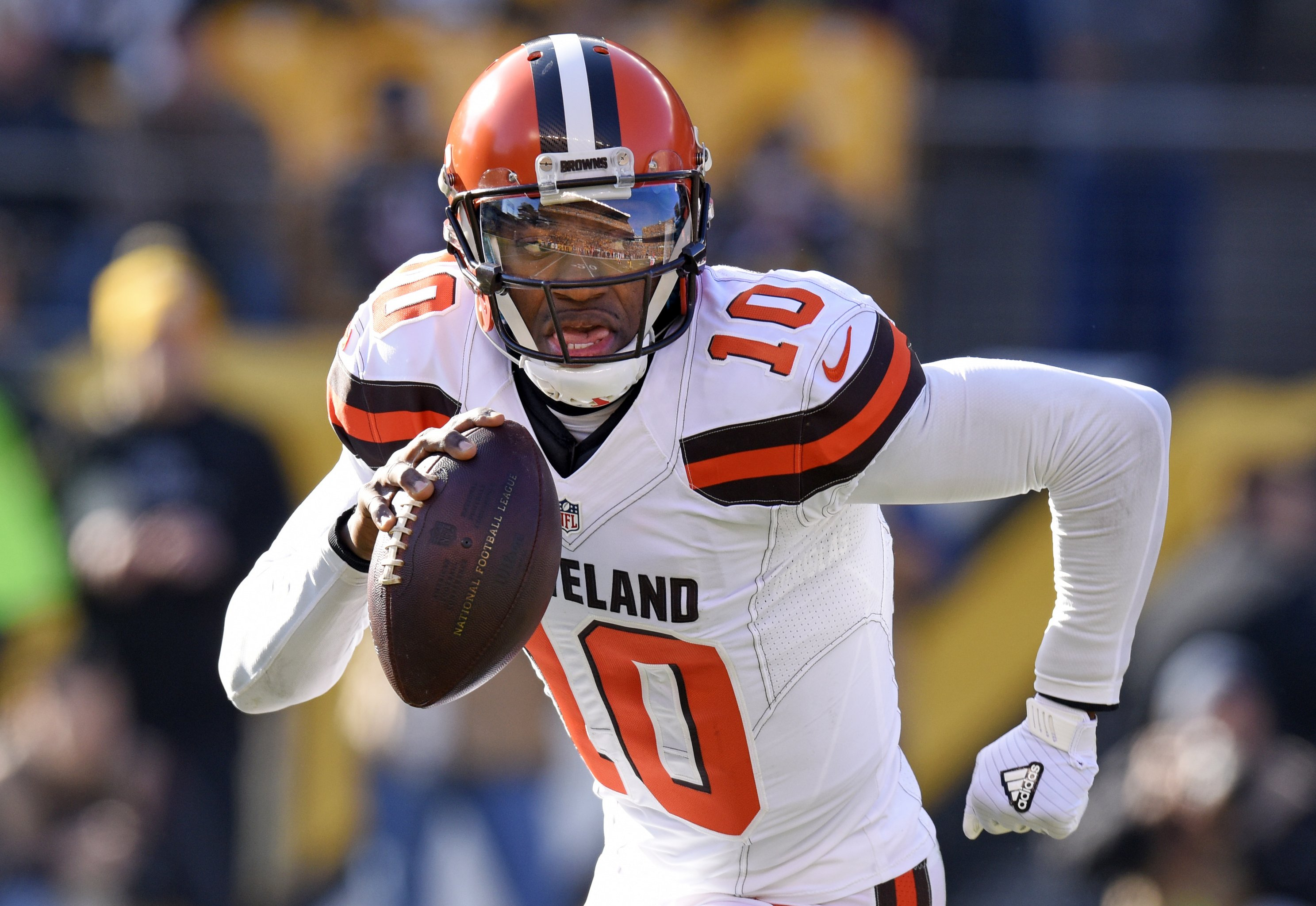0d795e70 RG3 to Ravens Completes the NFL's Dumbest Offseason of QB Signings ...